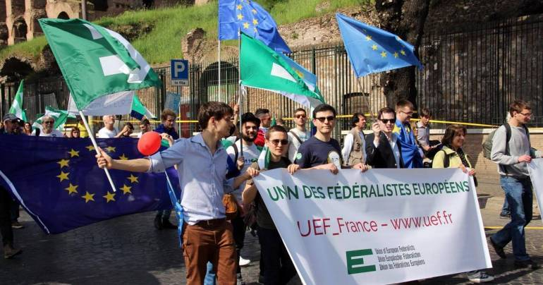 L'UEF-France, un mouvement de militants